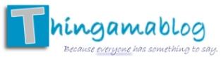 Thingamablog Logo